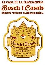 Bosch i casals embotits artesans